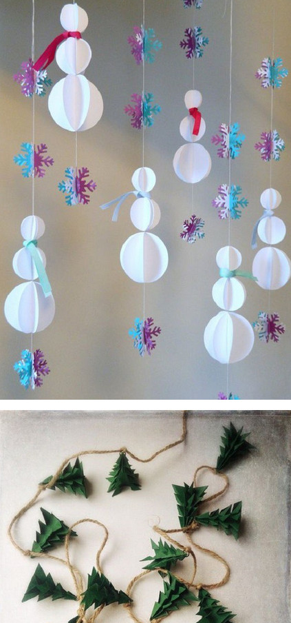 Как превратить свой дом в новогоднюю сказку всего за 1 час...