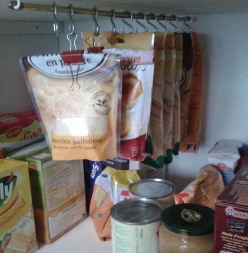 Близкая подруга поделилась парой хитрых трюков для создания идеального порядка на кухне. Моему счастью нет предела!