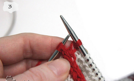 Соединение и обработка края изделия методом I-CORD (полым шнуром)...