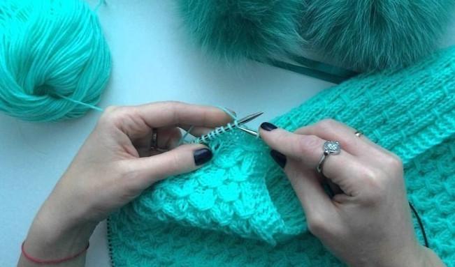 Как подобрать идеальный размер спиц для вязания...