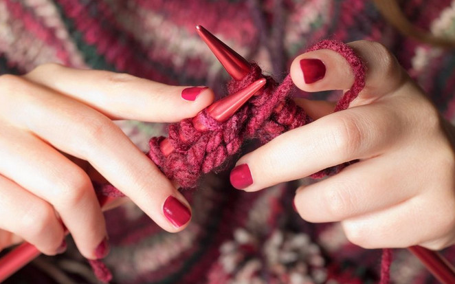 Как ускорить ручное вязание: мой набор секретов...