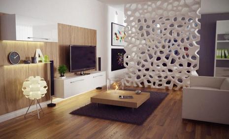14 эффектных идей для домашнего интерьера: понравятся тем, кто любит обладать вещами с уникальным стилем...