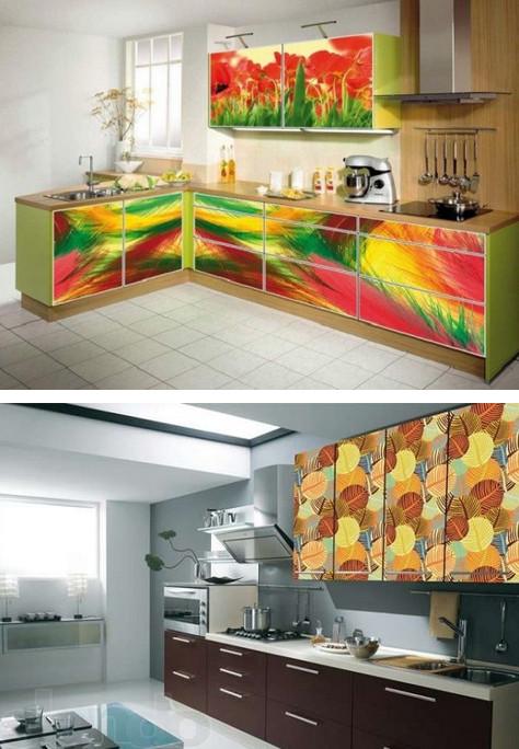 Увидев, во что семейная пара превратила старую кухонную мебель, ты захочешь так же!