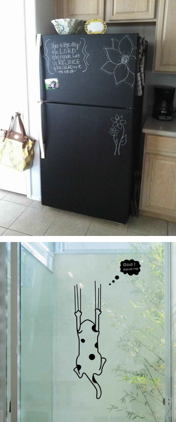 Как люди украшают свои холодильники? Интересные решения и идеи в фотографиях...