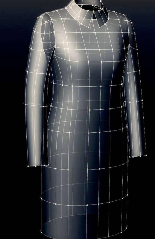 Впервые 3D моделирование одежды по вашей фотографии… Просто загрузите своё фото!