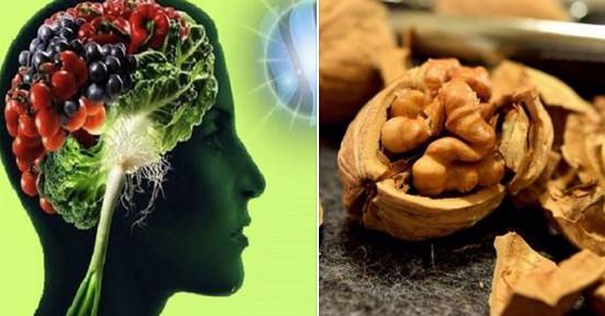Как улучшить работу мозга и замедлить старение: 10 продуктов, которые всегда должны быть под рукой.