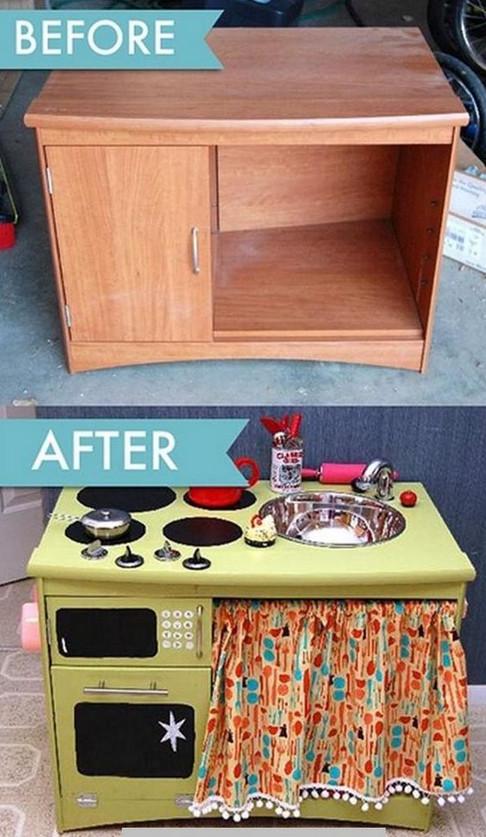 Переделанная мебель, которую действительно можно поставить в квартире...