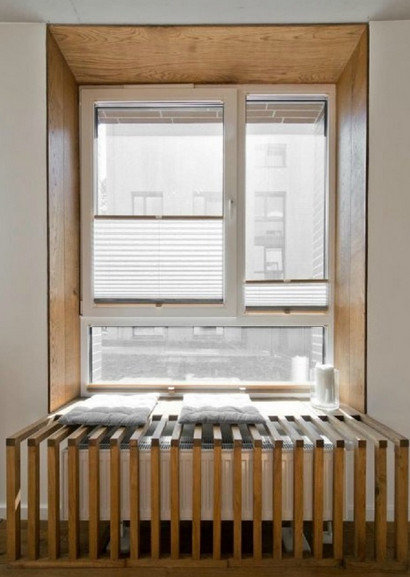 Вот как можно спрятать невзрачный радиатор и заодно преобразить интерьер. 14 превосходных идей!