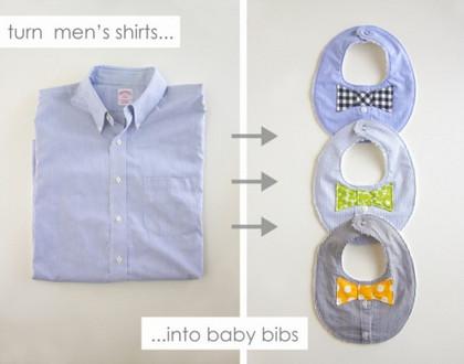 Вторая жизнь старой рубашки: 12 оригинальных фото идей...