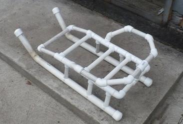 22 полезные идеи, как использовать ПВХ трубы не только для ремонта...