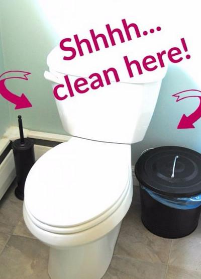 6 секретов для свежего запаха в туалете и ванной...