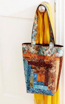 Шьём удобные сумки, кошельки, косметички, сумки-мешки...