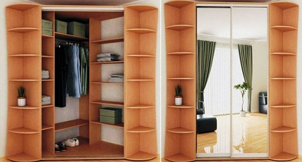 Как и где разместить шкафы, когда не хватает места? Идеи, советы и мастер класс своими руками
