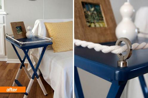 Чудесные переплетения: 18 идей декора из веревки для интерьера...