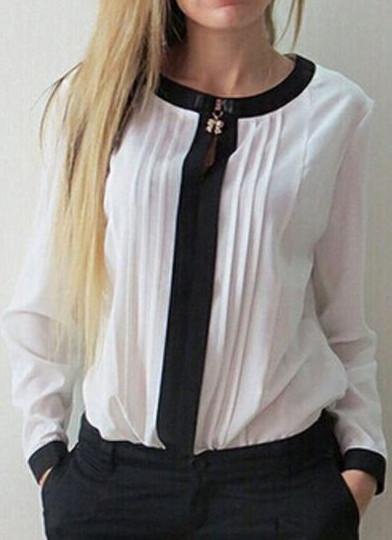 18 блузок, которые будут в тренде весь 2018 год...