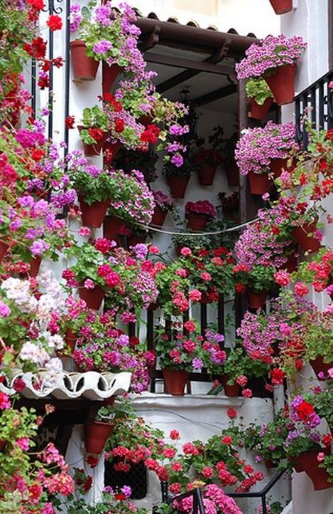 Cамые красивые и великолепные дома, утопающие в цветах....