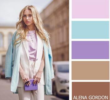 Создайте новый образ с помощью цветовой палитры: более 35 интересных фото...