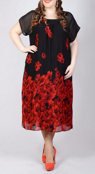 Платье или сарафан – трапеция...