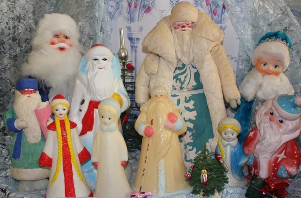 Самые красивые новогодние игрушки времён СССР (30 фото)!