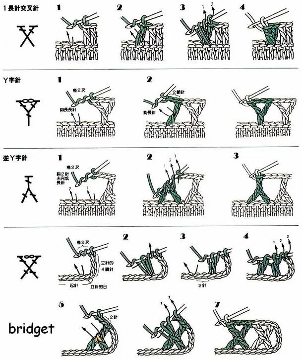 Вязание крючком своими руками для начинающих + пошаговый самоучитель. Урок 19