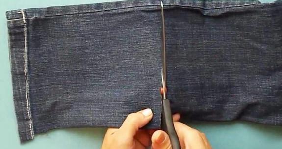 Что можно сделать из старых джинсов — 38 оригинальных идей