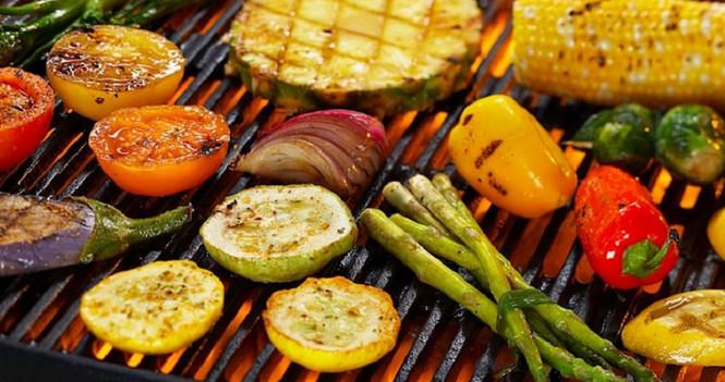 Всего 10 минут в этом маринаде подарят твоим овощам гриль невероятный вкус! Секрет мангальщика.