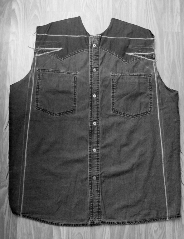 Переделки из джинсов: идеи, советы + мастер класс своими руками