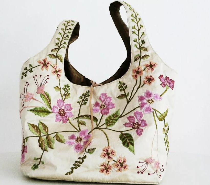Модные воротники, галстуки-бабочки, сумки вышитые аксессуары: … 10 суперидей! (Часть 1)