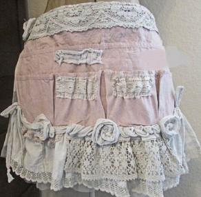 Бохо или домашняя одежда «французской кухарки»...