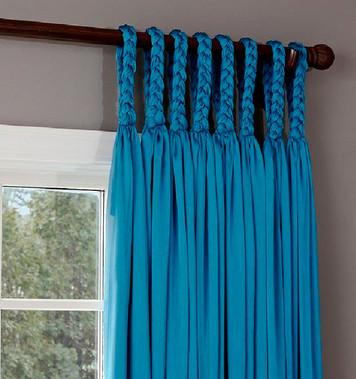 Замечательные идеи! Эти лучшие способы подвешивания штор на карниз сделают ваш дом по-настоящему уютным...