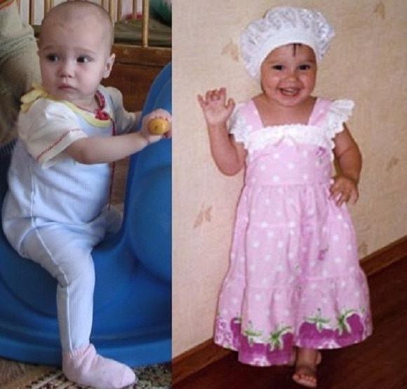 17 трогательных снимков о том, как радость усыновления меняет детей...