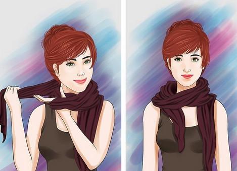 Вот как нужно завязывать платок осенью-2017... Целых 7 стильных образов!
