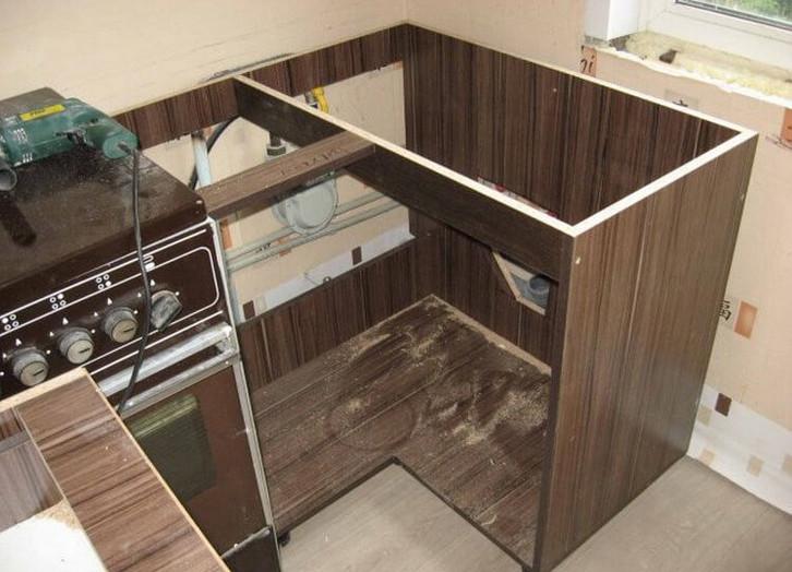 Кухню 5 кв.м он превратил в настоящую мечту хозяйки!