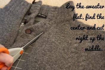 В вашем шкафу завалялся старый свитер или свитшот: стильные идеи по переделке...