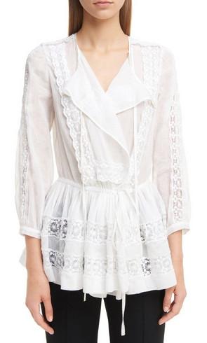 Белое бохо: шикарная одежда для королевы летнего пляжа...