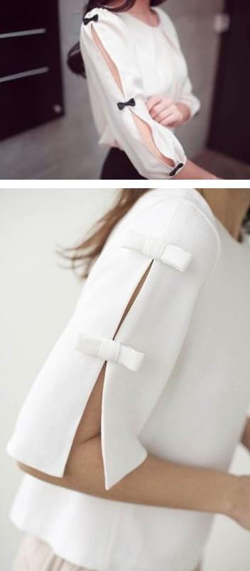 Такие рукава могут полностью преобразить вашу одежду: фасоны и выкройки...