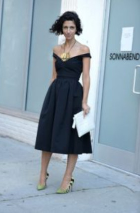 Великолепие маленького чёрного платья: 25+ изумительных идей...