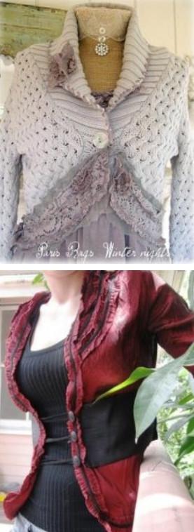 Добавьте бохо стиль в свой гардероб: секреты конструирования и переделки одежды...