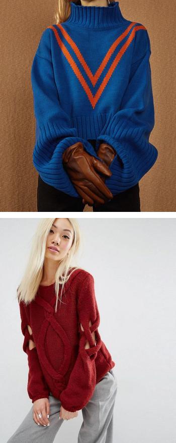 Креатив со спицами в руках: 50+идей для вязания...