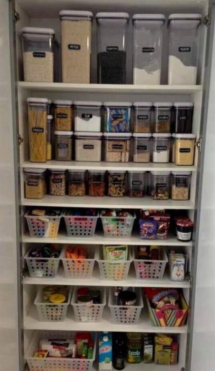 Благодаря этим идеям быстро навела на кухне идеальный порядок...