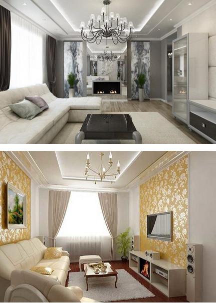 Уютная функциональная гостиная: 23 вдохновляющие идеи