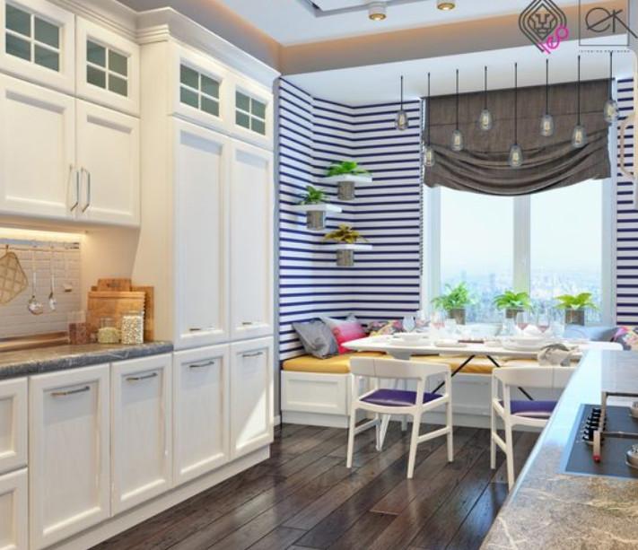 Как сшить занавески на кухню: Идеи, советы и мастер класс своими руками