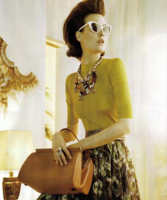 Возвращаемся к основам: винтажная мода (ретро) 30–70-х гг