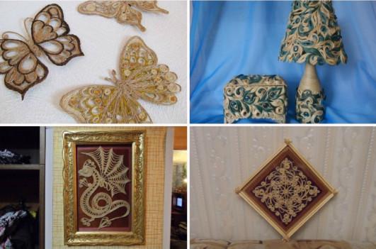 Шикарные изделия из джута и клея. Идеи, советы и мастер класс своими руками