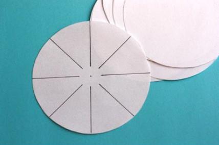 Новогодний декор из бумаги: всегда доступно и оригинально