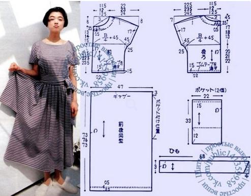 Платья с простыми выкройками. Идеи и советы своими руками