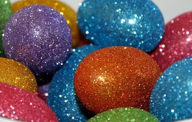 Как оригинально покрасить яица на Пасху своими руками дома...