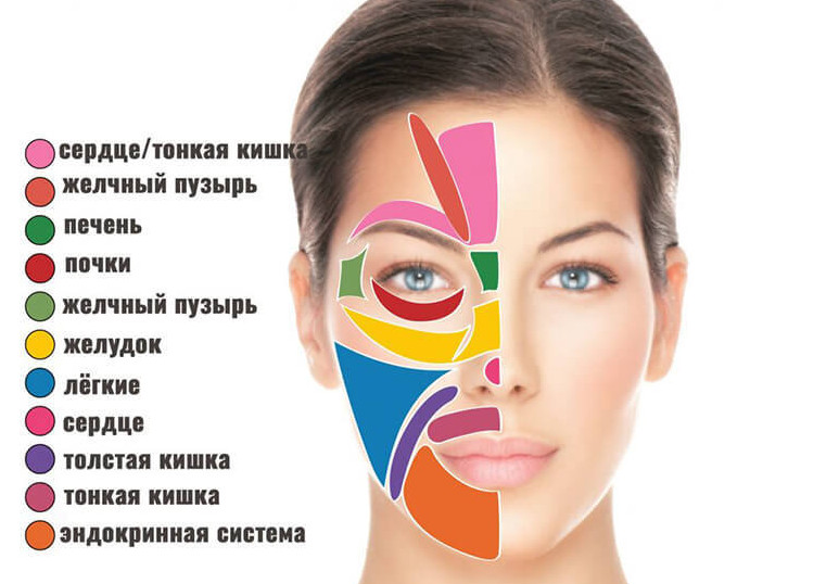Панорама лица: Искусство диагностики по лицу