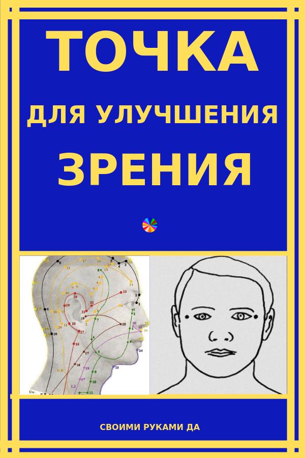 Периодическое гармонизирующее воздействие на точку Тун-цзы-ляо оказывает положительный эффект при снижении остроты зрения и различных заболеваниях глаз.
