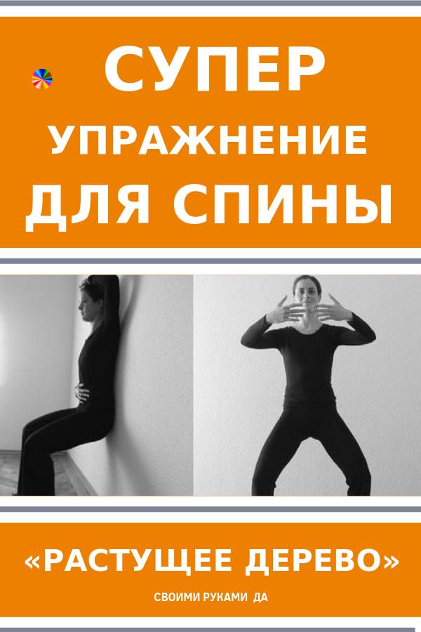«Растущее дерево» – это не только в высшей степени эффективная тренировка для мышц. Помимо прочего в награду за регулярное выполнение данного упражнения вы получите «чемпионский пояс» из чистой жизненной энергии.